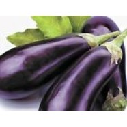 Eggplant seeds Long Pop Organic Heirloom Vegetable Seed from Ukraine