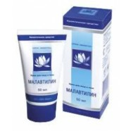 MALAVTILIN cream HEALTH SKIN CARE ANTICEPTIC for Denas.