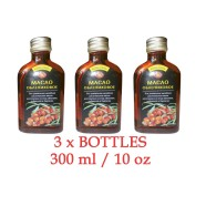 3 BOTTLES SEA BUCKTHORN OIL 100% OBLEPIHA 3 x 100ml NATURAL Organic ANTIOXIDANT
