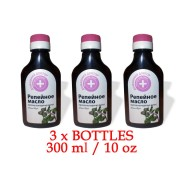 3 Bottles of Burdock Oil for Hair Loss Репейное Масло 100 % - 3 x 100 ml