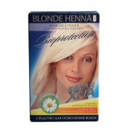 "BLONDE HENNA ""BIOPROTECTION"" HAIR LIGHTENER W/CHAMOMILE BY ""PHYTOCOSMETIC"""