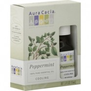 """AURA CACIA"" 100% PURE PEPPERMINT ESSENTIAL OIL (15ML/0.5FL.OZ)"