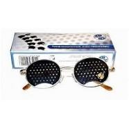 Dr.Fedorov EYE TRAIN & RELAX GLASSES Perforating glasses training ORIGINAL