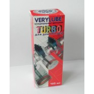 XADO VERY LUBE METAL CONDITIONER - TURBO, 125ml LIMITED QUANTITY BEST PRICES