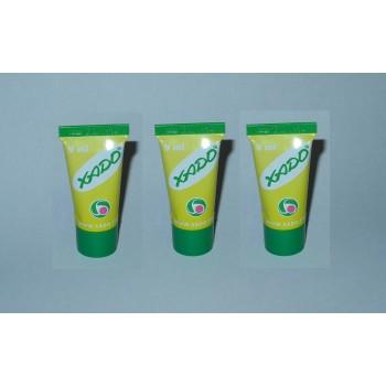 3 tubes of XADO Gel-Revitalizant for Diesel Engines ( 3 x 9 ml )