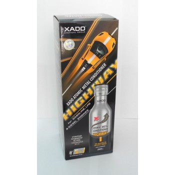 Atomic Metal Conditioner XADO High Way Restoration without repair SUPER PRICE