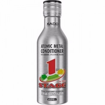 XADO 1 Stage Maximum Atomic Metal Conditioner 225 ml GREAT PRICE SMART BUY