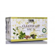 "SALEM BOTANICALS ""CLEANSE WELL"" HERBAL TEA"