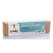 """RECIPES OF GRANDMA AGAFIA"" SALT TOOTHPASTE WITH ORGANIC INGREDIENTS"
