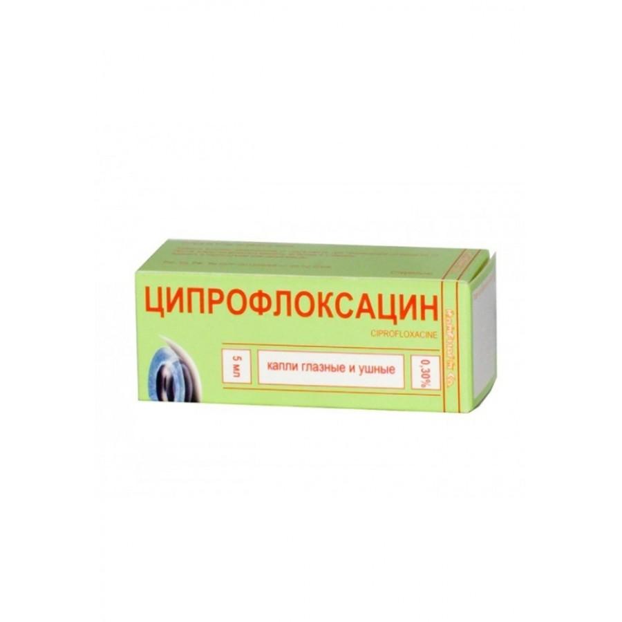 Ciprofloxacin And Hydrocortisone